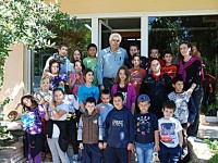 Επίσκεψη σχολείων Παναγιωτόπουλος